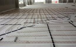Rimini Impianti Studio IMS serpentina pavimento