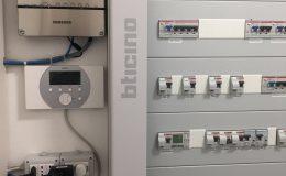 Regolazione centralizzata impianti
